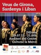 Dilluns 29 juliol - Centre Cultural la Mercè